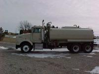 4000 gallon tanker